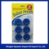 High Effective Durable blue bubble toilet cleaner