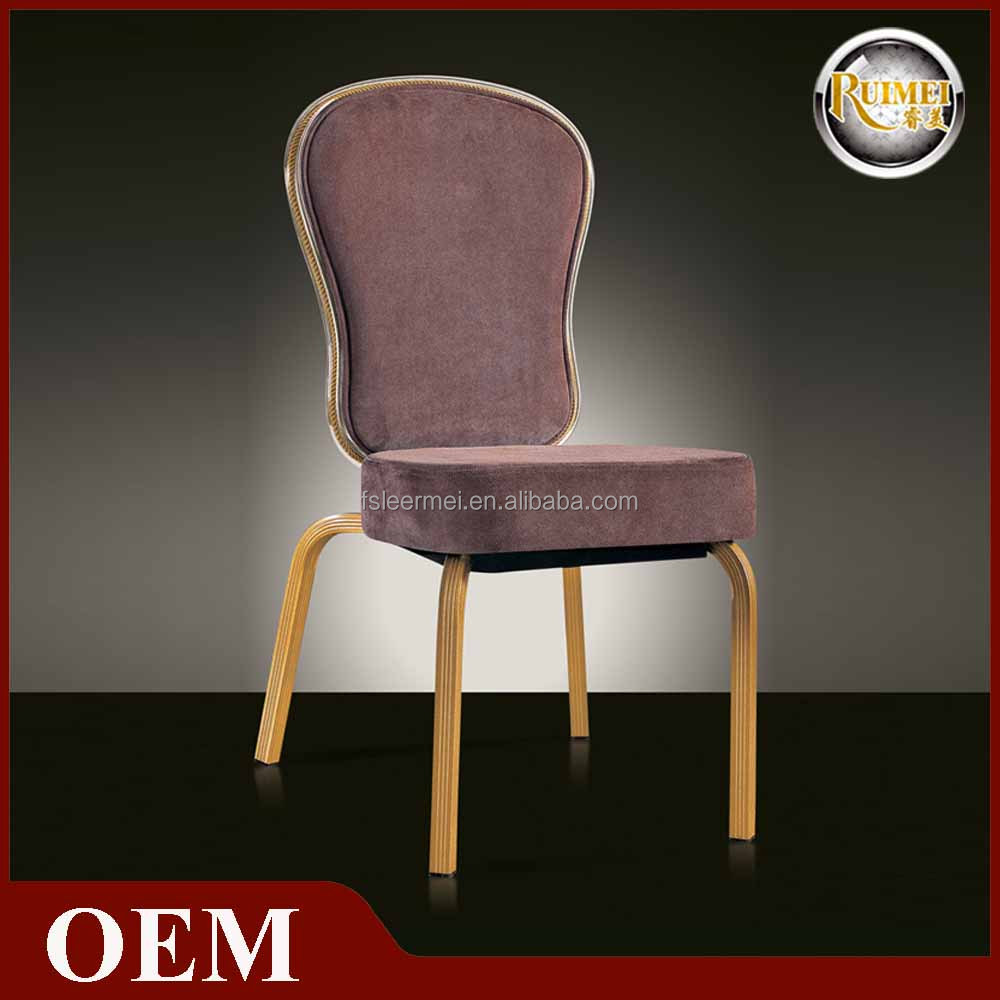 C-009 Metal frame rocking back dining chair for sale