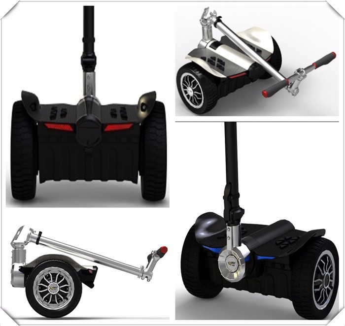 IO CHIC CE approved cheap safe 9 inch electric folding portable scooter 48v,lightest mini mobility electric scooter