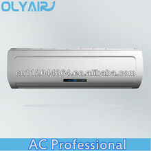 12 volt air conditioner T1 R410a on and off 9000btu wall hanging air conditioner 110V/60HZ