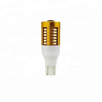 360-degee Extreme Bright High Power 36-SMD W5W T10 LED Bulbs
