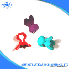 Custom color cute mini baby hair clips