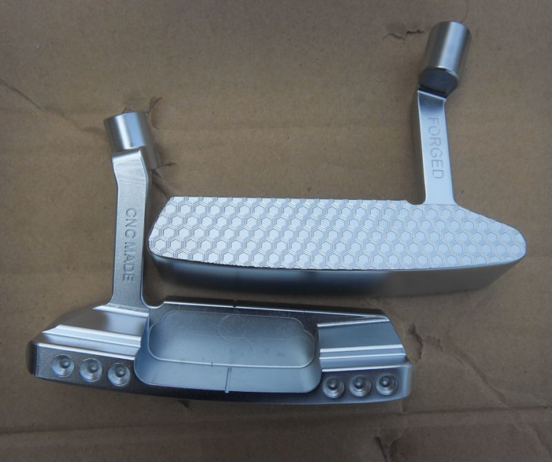 New design golf putter CNC Milling soft iron Golf Putter