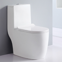 c-18 China bathroom porcelain sanitary vacuum toilet one-piece toilet