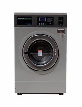 15kg Full automatic coin operated washer extractor