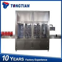 factory price engine oil filling line