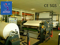 Hot sale CE approved hot melt coating and laminating machine for thermal label