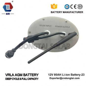 12v 80ah optima battery/LANYU80DZYA287