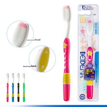 Factory price supplier deep cleaning feature soft style dental toothbrush with professional brush