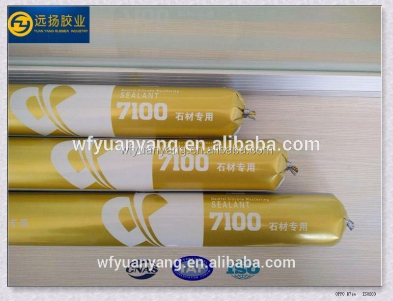 China mastics and sealants