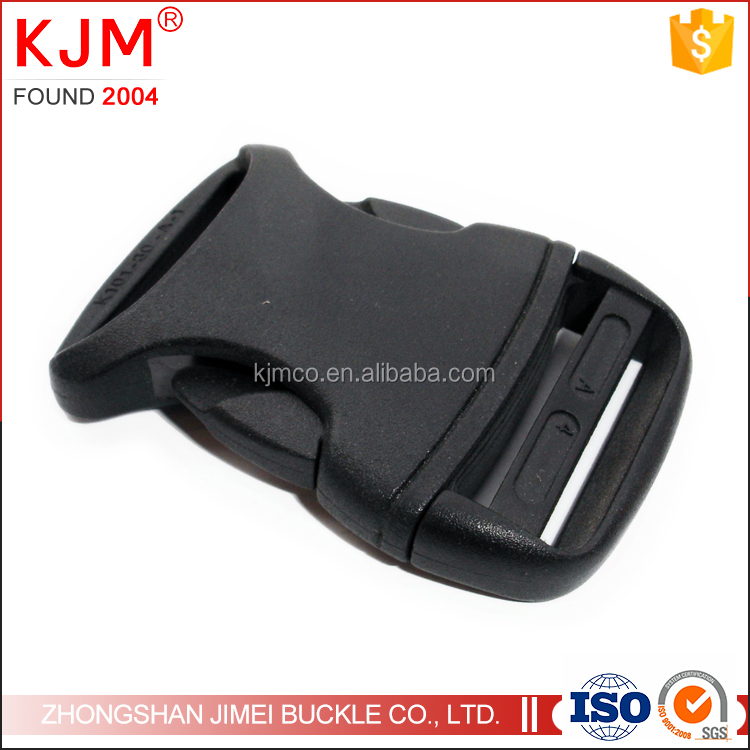 Plastic side release 1 inch buckles for backpack/school bag