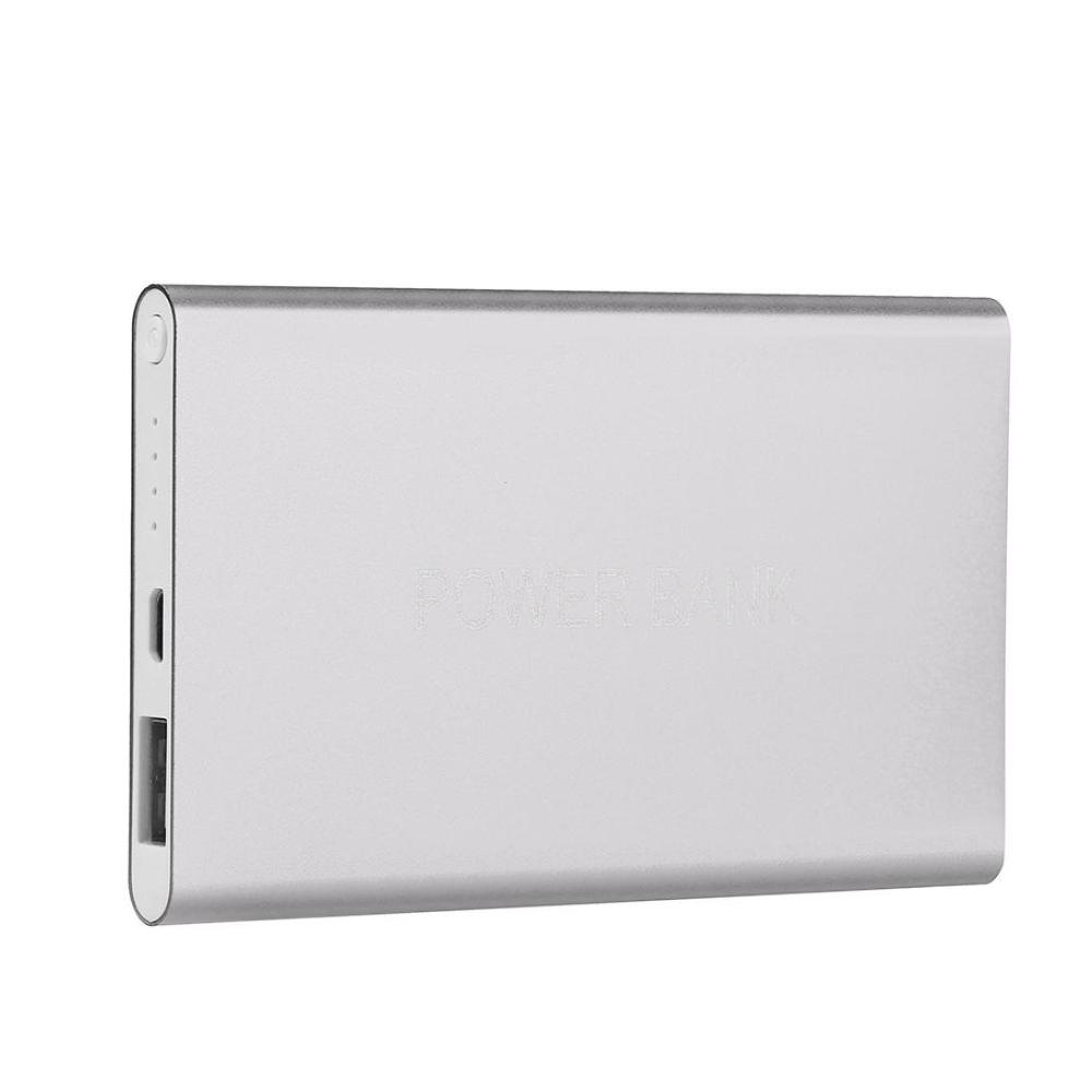 CTUNES Ultrathin 12000mAh Portable USB External Battery Charger Power Bank for iPhone/iPad/Samsung Galaxy and More Cell Phone