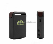 Real-Time Vehicle/Car key GPS Tracker TK102 by mobile phone and software
