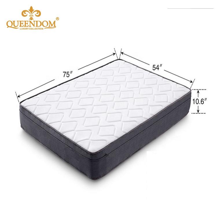 Hot selling queen size twin hybrid mattress - Jozy Mattress | Jozy.net