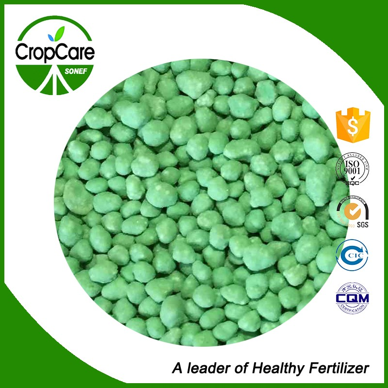 Factory Price Compound Fertilizer NPK names of fertilizer NPK 19-19-19 used in agriculture