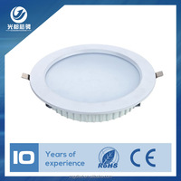 Recessed led downlight dimmable warm white smd 15 watt led down light