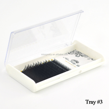 Individual Eyelashes Mink Customized Designs 0.05-0.25mm Wholesale