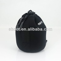 Size M Matin Neoprene Soft Camera Lens Pouch bag Case waterproof