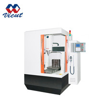 mini metal cnc vertical milling machine PC based CNC MILL with MACH 3 system