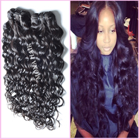 Drop shipping accept paypal real human hair factory sale new product water wave virgin brazilian hair