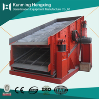 High fineness latest designed circle vibrating screen machine