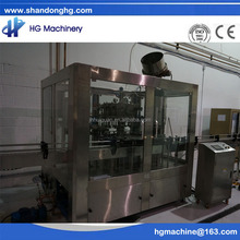 High quality CE standard 16/16/6 Beer rinsing-filling-capping 3 in 1 machine for 330ml/500ml glass bottles of 1000-2000BPH