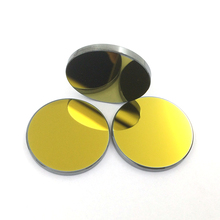 CO2 Laser Optics Lens 25mm thickness 3mm Silicon Mirror