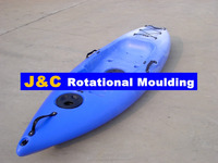 kayak Hot Real Professional Roto-moulding HDPE Whitewater Kayak Manufacturer