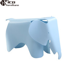 wholesale best price hot selling design elephant stool children chair