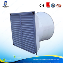 HS-1460 fiberglass reinforce plastic heavy duty wall mounted ventilation fan