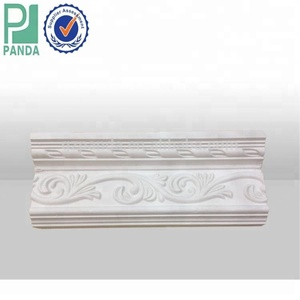 Manufacturer Fireproof Home Decorative Ceiling Gypsum Cornice