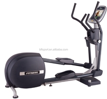 Commercial fitness Elliptical bike/orbitrac cross trainer with Wheels elliptical bike