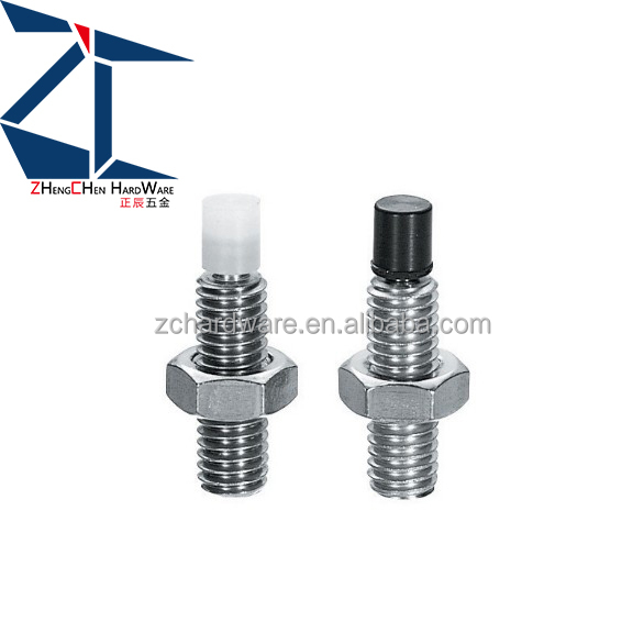 USS6-30 Straight Type Stopper Bolts with Bumpers