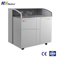 reassuring product 400 tests/hour clinical lab apparatus with CE&ISO MHS-400 auto blood chemistry analyzer
