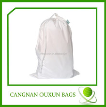 Made in china disposable hotel laundry bag