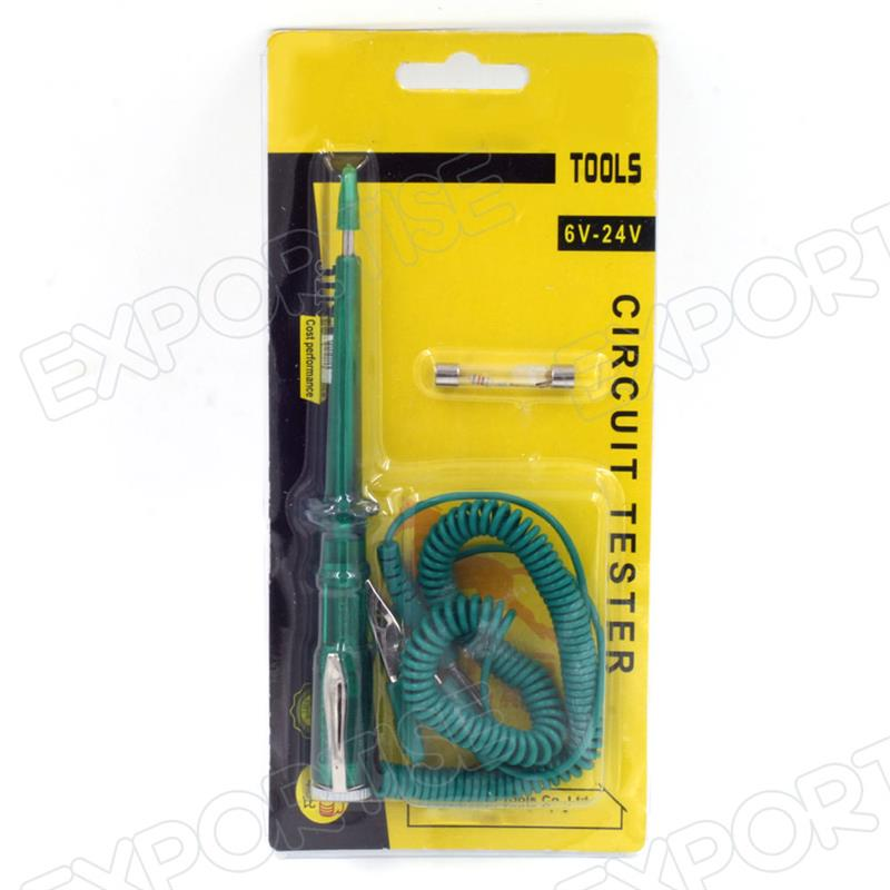 Hot selling 6V 12V 24V open short circuit tester with great price