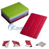 Ultra Slim PU Leather Case Smart Cover Stand For iPad 5 iPad Air