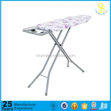Trade Assurance ISO factory the best price of folding ironing board with cover