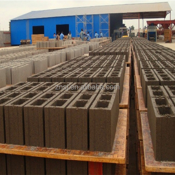 durable bamboo pallets for concrete brick making high density ZNSJ