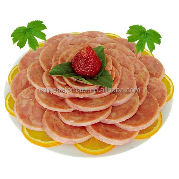 Tasty Canned Luncheon Meat