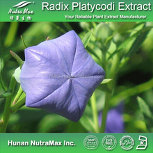 Nutritional Supplement Herbal Ingredient Balloon flower Extract Radix Platycodi Extract Powder