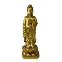 WGFX004B Small resin crafts wholesale customized cute statue buddha for gifts