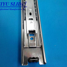 heavy duty kicthen cabinet ball bearing drawer slide 45mm