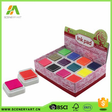 Cheap price company stamp inks