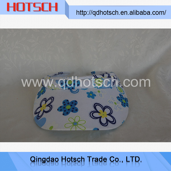 Hot china products wholesale mesh sun visor