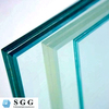 Quality laminated glass,security glass ,windows glass,large glass windows