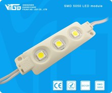 low cost led injection module 5050 /High quality waterproof led module 12V .N