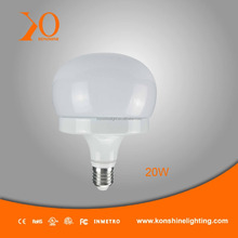 1400Lm 20W 90-260V Mushroom LED Bulb/LED Lighting E26/E27/B22