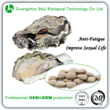 Health Food Products Enhance Immune Oyster Tablet OEM