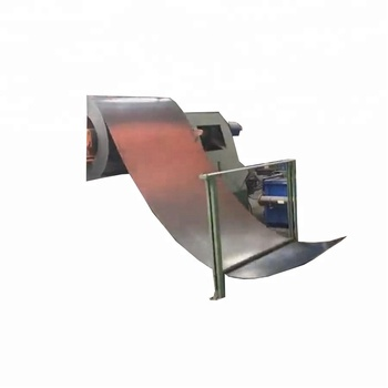 Steel Drum Material guide device machine to Steel barrel service